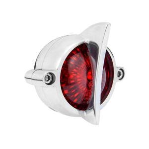 Motone Rücklicht Cuda, poliert, LED, für Harley-Davidson mit TÜV!