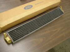 NOS OEM Ford 1983 - 1989 Econoline Van Rear Heater Core 1984 1985 1986 1987 1988