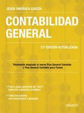 CONTABILIDAD GENERAL. NUEVO. Nacional URGENTE/Internac. económico. ECONOMIA Y EM