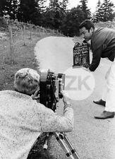 ALAIN JESSUA Caméra JEU DE MASSACRE Claude ZIDI Tournage CLAP Photo 1967