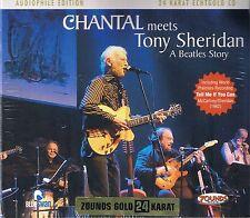 Chantal Meets Sheridan 24 Carat Zounds Gold CD NEW Sealed