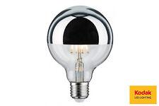 Lampadina LED Kodak 4W E27 filamento edison G95 specchio luce calda 55038
