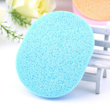 Stylish 1Pc Wood Fiber Face Wash Cleansing Sponge Beauty Makeup Tool Accessories