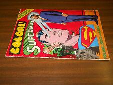 MONDADORI SUPERMAN n.607 BUONO OTTIMO