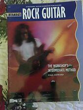 A National Guitar Workshop Publication Intermediate Rock Guitar