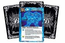 BATTLE SPIRITS: 20 CARTE IN ITALIANO SERIE 1 - LOTTO MASSIMA ROTTURA