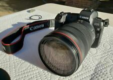 Canon EOS R 30.3MP Digital Camera, with RF 24-70 2.8 lens. Mint