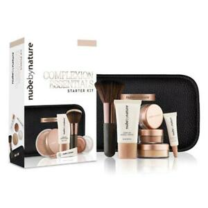 Nude by Nature Complexion Essentials Starter Kit Light