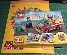 Sainsburys Completed Collectors Album And Lego Set 40256