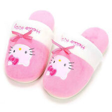 (LAST) Hello Kitty living room slipper for adult (Pink 260mm / 26cm) - standard