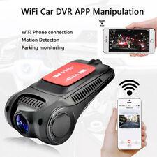 Cache WiFi HD 1080P vision nocturne DVR voiture Mini Dash Cam enregistreur vidéo Caméra UK