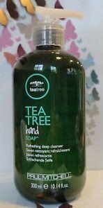 Paul Mitchell Tea Tree Liquid Hand Soap  10.14 oz **FREE SHIPPING**