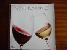Rare Portugal portuguese wine book with stamps 2006 Mint Mnh Gem