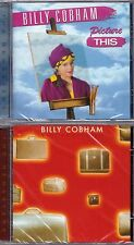 BILLY COBHAM - The Traveller + Picture This   2xCD   NEU&OVP/SEALED!