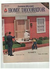 Sherwin Williams Home Decorator 1963 Color-Styling & Painting Guide