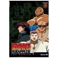 Baki the Grappler, Vol. 7: The Hunted, Acceptable DVD, ,