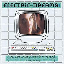 Electric Dreams by Original Soundtrack (CD, Feb-1993, Virgin) Giorgio Moroder