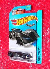 2015 Hot Wheels  Batman Arkham Asylum Batmobile  #64  HW City   CFK22-09B0N
