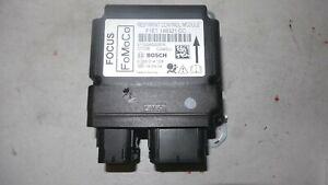 Ford Focus st250 BLOWN airbag restraint control system ECU module 2014-17