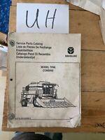NEW HOLLAND TR98 COMBINE PARTS CATALOG