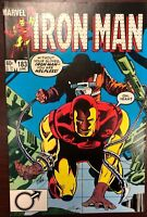 IRON MAN #183 (1984) Marvel Comics FINE