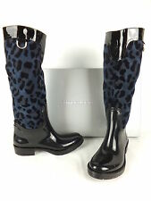 Gianmarco Lorenzi botas de goma 37 patrones de Leo nuevo con caja de cartón lluvia Boots