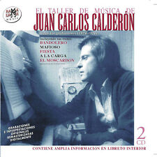 JUAN CARLOS CALDERON-2CD