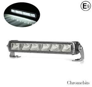 28 CM Lampe De Travail LED Barre Projecteur Faisceau Pour Tracteur Camion Bateau