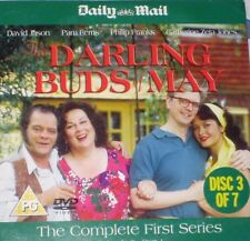 Darling Buds Of May - Disc 3 - Episode 2 Part 1 (DVD), 50mins.