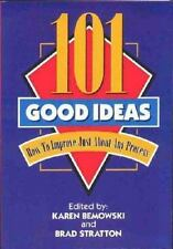 101 Good Ideas: How to Improve Just About Any Process
