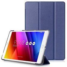 Smart Slim Folding Cover Case for ASUS ZenPad 3s 10 Z500kl Tablet (rel 2017) Blue