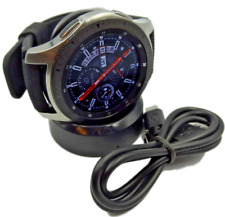 Samsung Galaxy Bluetooth Watch 46mm Silver SM-R800 Onyx Black