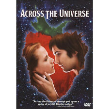 Across the Universe (DVD Movie; Widescreen) Evan Rachel Wood, Jim Sturgess