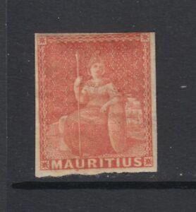 Mauritius, Scott 10 (SG 28), MHR