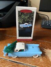 Hallmark Keepsafe Ornaments 1956 Ford Thunderbird Nib Collectors Series