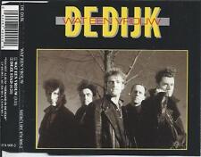 DE DIJK - Wat een vrouw CD SINGLE 2TR HOLLAND 1989 (MERCURY) VERY RARE!