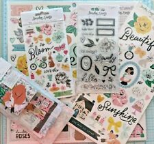 Garden Party Crate Paper Maggie Holmes American Crafts Scrapbooking New Pick One
