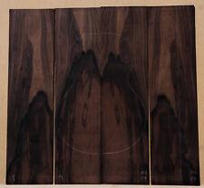 Mun Ebony  #04 Ukulele Set Tenor Size Back and Sides Luthier Tonewood