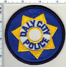 Daly City Police (California) Shoulder Patch - new from the 1980's