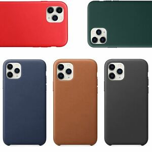 For Apple iPhone 11 Pro Max XR Xs X 8 7 Plus 6 5 Se Case Cover Leather New Phone