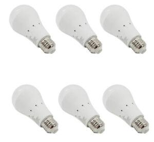 9W(60W)~Led Bulb Rechargeable DAYLIGHT LED Light Bulbs Battery Backup Emergency