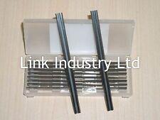 10 x 82mm CARBIDE PLANER BLADES to fit Black & Decker, Bosch, DeWalt Planers
