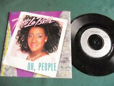 "PATTI LA BELLE 7"" SINGLE - OH,PEOPLE/LOVE ATTACK"
