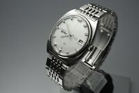 Vintage 1970 JAPAN SEIKO LORD MATIC WEEKDATER 5606-7050 23Jewels Automatic.