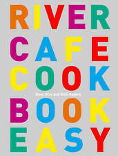 River Cafe Cook Book Easy-ExLibrary