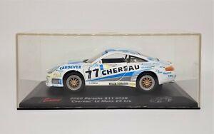 "Saico 1/32 Scale Model Car TY3534 - 2000 Porsche 911 GT3R ""Chereau"" Le Mans 24Hr"