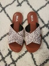 259b99ae206d Women s Sandals MIA 6.5 Women s US Shoe Size