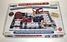 Snap Circuits Jr. SC-100 Electronics Discovery Kit by Elenco