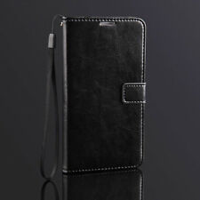 for Samsung Galaxy Note III 3 - Luxury PU Leather Wallet Case Hard Flip Cover