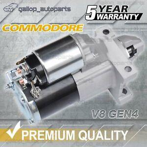 Starter Motor for Holden Commodore SS SS-V VE VF 6.0L 6.2L Petrol V8 2007-2017